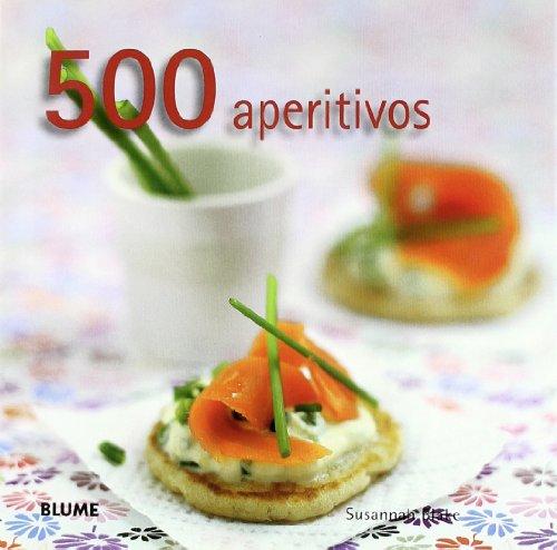 500 Aperitivos
