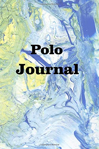 Polo Journal: Keep track of your polo training and matches