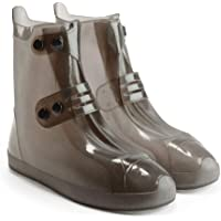 Lixada Couvre-chaussures imperméables - Bottes de pluie antidérapantes - Couvre-chaussures de pluie - Couvre-chaussures…