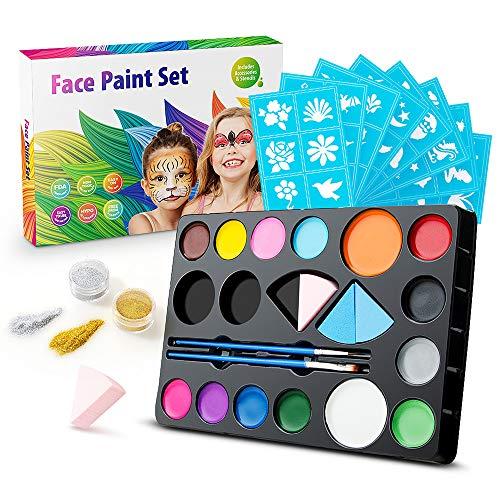 Jelife Pintura Facial Niños