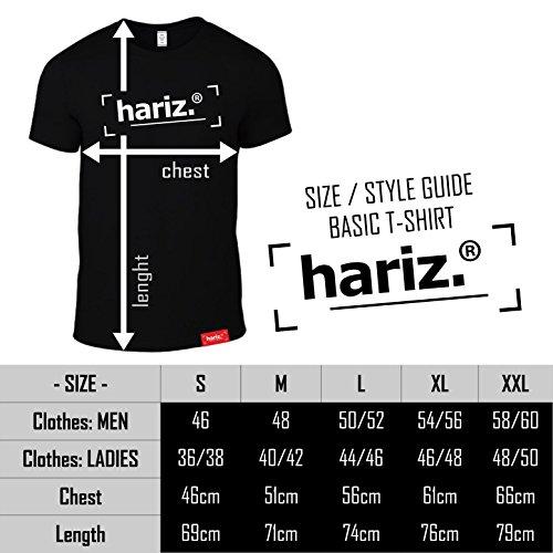 HARIZ  Après Ski: Original Collection T-Shirt//Zwanzig Designs Wählbar//Schwarz, S-XXL//Skifahrer I Apresski I Hüttenparty I Piste I Wandern I Bergsteiger #Ski503: Après Ski Party Crew 3