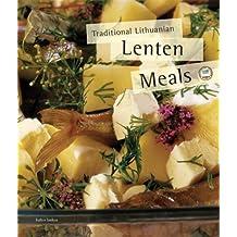 Traditional Lithuanian Lenten Meals