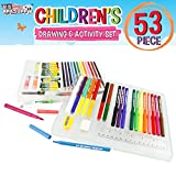 Best US Art Supply Kid Art Supplies - US Art Supply 53 Piece Children s Art Review