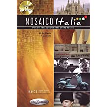 Mosaico Italia mit Audio-CD