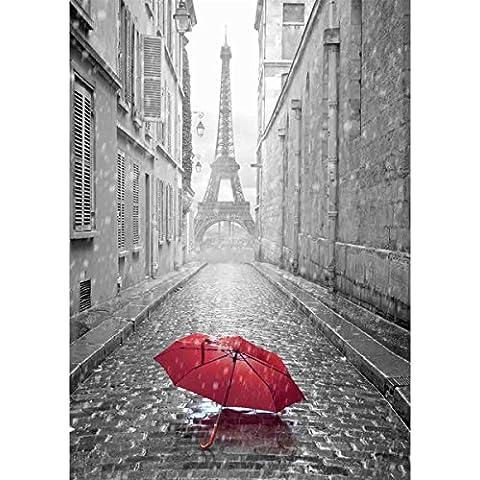 Mostra d' arte 60x 40cm–Red