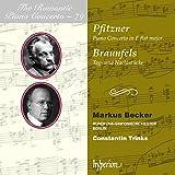 Pfitzner/Braunfels: The Romantic Piano Concerto Vol. 79 - Das romantische Klavierkonzert Vol. 79