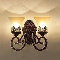 Alip In stile europeo, lampada da parete lampada da comodino