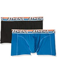 Athena Freemotion, Boxer (Lot de 2) Homme