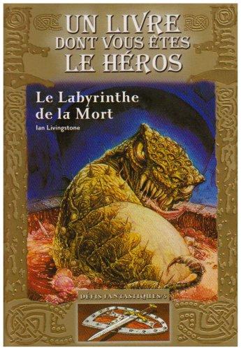Le Labyrinthe de la Mort: Défis Fantastiques n° 5