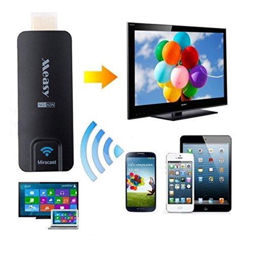 Measy Latest Miracast Dongle A2W Chromecast + Miracast + DLNA + Air Play