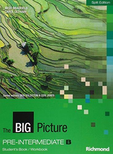 The Big Picture. Pre Intermediate B (Em Portuguese do Brasil)