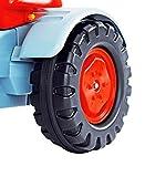 BIG Hinterrad Ersatzrad rechts Antriebsrad mit Felge rot Traktoren Eicher Diesel und Fendt