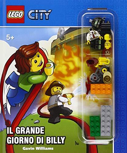 Il grande giorno di Billy. Lego City. Ediz. a colori. Con gadget