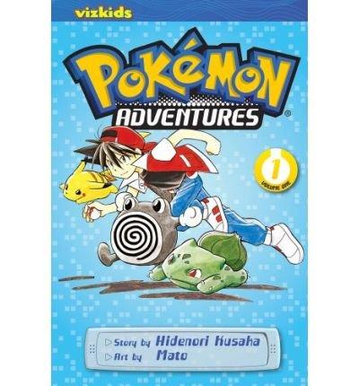 Pokemon adventures. Volume 1