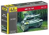 Heller 81137 - Modellino carro armato AMX 30/105
