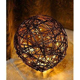 Floranica-Beleuchtete-Weidenkugel-mit-2050100-fr-den-Inennbereich-batteriebetriebenen-LED-Leuchten-Dekokugel-aus-Weide-Weidenball-Rebenkugel-in-5-verschiedenen-Gren