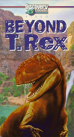 Preisvergleich Produktbild Beyond T-Rex [VHS]
