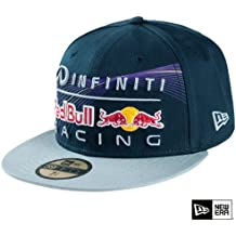 Gorra Plana Red Bull Racing Oficial 59Fifty New Era M