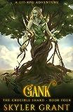 Gank: A LitRPG Adventure (The Crucible Shard Book 4)