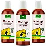 Moringa 300ml d'huile - garanti oleifera Himalaya qualité de pression fraîche