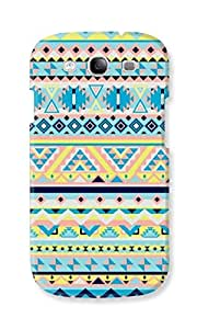 EYP Aztec Girly Tribal Back Cover Case for Samsung S3