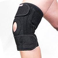 Kniebandage/Kniestütze aus Neopren fürs Joggen, zur Stabilisierung bei Meniskusriss oder Arthritis, verstellbar... preisvergleich bei billige-tabletten.eu