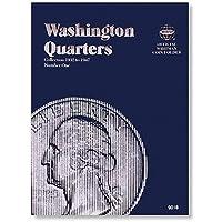 Washington Quarter Folder 1932-1947 (Official Whitman Coin Folder) by Whitman (2005) Hardcover