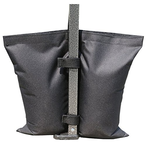 Wgwioo Heavy Duty Double-Genäht Weights Bag - Industrial Grade Leg Gewichte Füße Bag Sand...