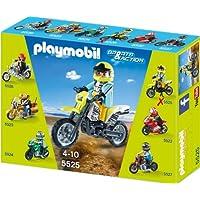 Clementoni 61321–Aktivität Motorrad Bau- & Konstruktionsspielzeug-Sets