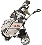 Best Electric Golf Carts - Clubbers Deluxe Digital Electric Battery Powered Golf Bag Review