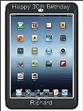 iPad personalisierbar Tortenaufleger, A4