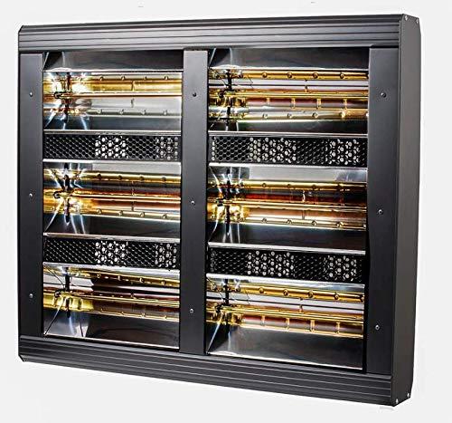 Heatlight HLQB - Calefactor por Infrarrojos Cuarzo