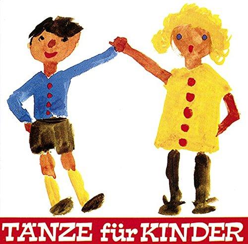 Tänze für Kinder; Spiellieder, 1 Audio-CD