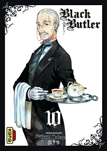 Black Butler Vol.10