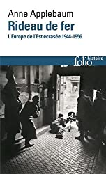 Rideau de fer : L'Europe de l'Est écrasée 1944-1946