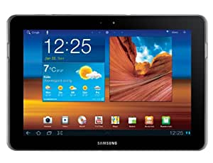 Samsung Galaxy Tab 10.1N WiFi P7511 Tablet (25,7 cm (10.1 Zoll) Touchscreen, 16 GB Speicher, Wifi-only, Android Betriebssystem) soft-black