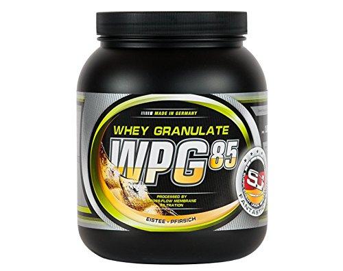 S.U. WPG-85, Whey Protein Granulate, 1000g (Eistee-Pfirsich)
