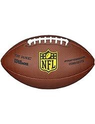 Wilson del Duque réplica de la NFL profesional compuesto de nivel Club de Fútbol Americano