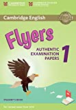 Cambridge English Young Learners 1 for Revised Exam from 2018 Flyers Student's Book (Cambridge Young Learners Engli)