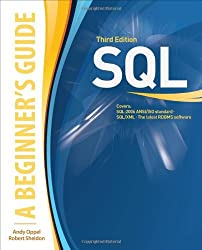 SQL: A Beginner's Guide, Third Edition by Andy Oppel (2008-08-29)