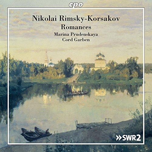 Rimski-Korsakov : Romances choisies. Prudenskaya, Garben.
