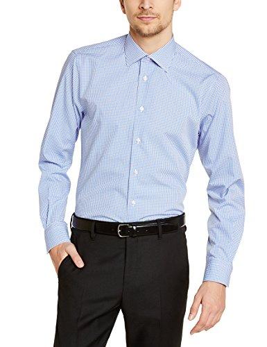 Tommy Hilfiger Tailored Herren Regular Fit Smoking Hemd JHN SHTCHK99002 Gr. X-Large (Herst Preisvergleich
