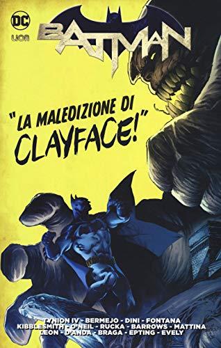 La maledizione di Clayface. Batman