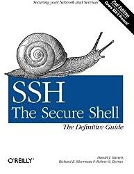 SSH, The Secure Shell: The Definitive Guide by Daniel J. Barrett (2005-05-20)