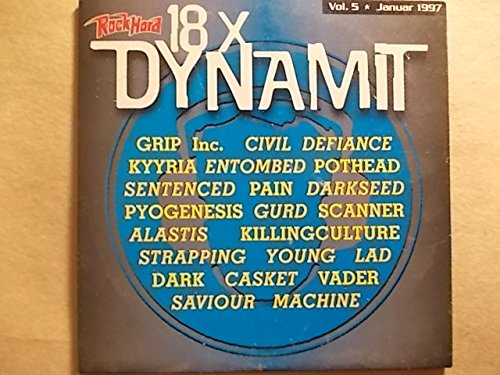 Rock Hard Dynamit Vol. 5 (Januar 1997)