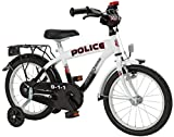 Bachtenkirch Kinder Fahrrad POLICE Oval-S