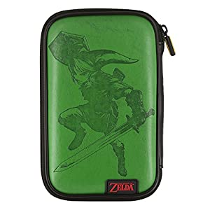 Offizielle Nintendo New 3DS XL / 3DS XL – Tasche/Hülle | 4 Zelda Motive zur Auswahl | Schützt den Nintendo 3DS