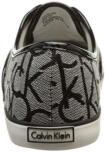 Calvin Klein Jeans Rea, Baskets Basses Femme Gris (Grb)