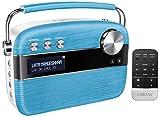 #7: Saregama Carvaan SC01 Portable Digital Music Player (Electric Blue)