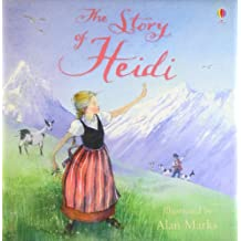 Heidi (Usborne Picture Story Books) (Picture Books) by Mary Montefiore (2007-06-29)